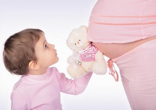 В ожидании второго ребенка