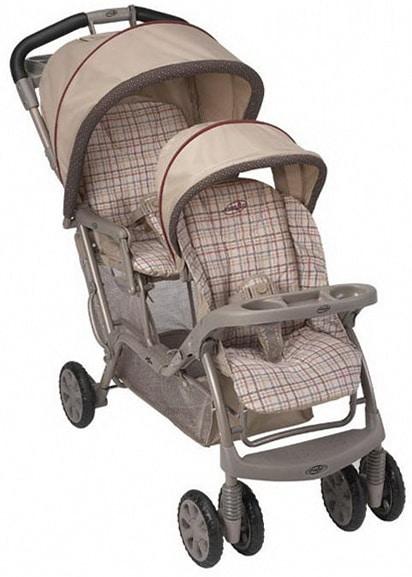 Варианты колясок для детей-погодок