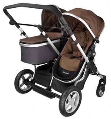 Выбираем коляску для детей-погодок