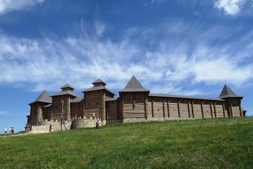 Город Мастеров - реконструкция древней скифской крепости