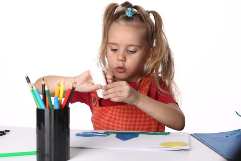 Творческие игры для ребенка
