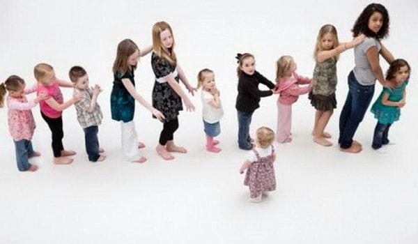 Как устроить детей-погодок в детский сад?