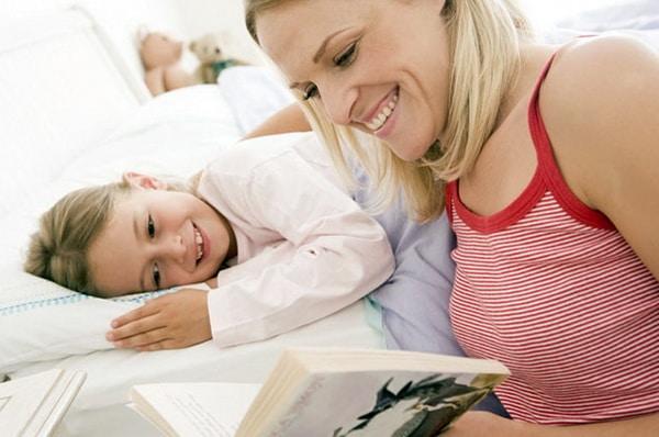 Как уложить спать детей погодок