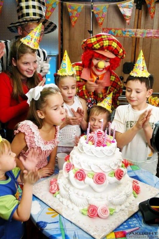 Сценарий дня рождения дочки