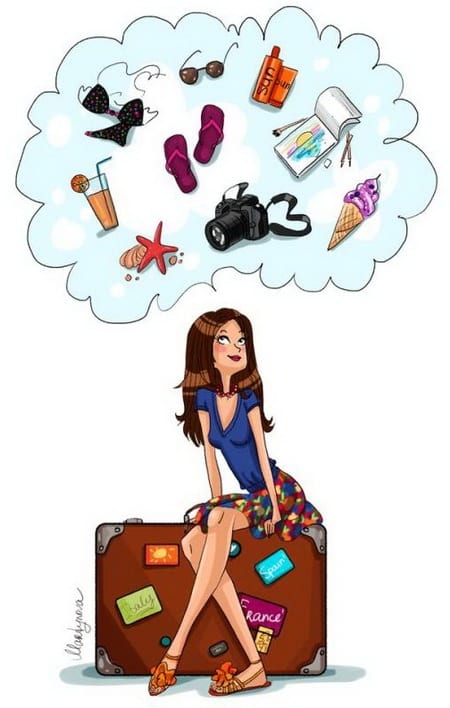 Три дня из жизни чемодана