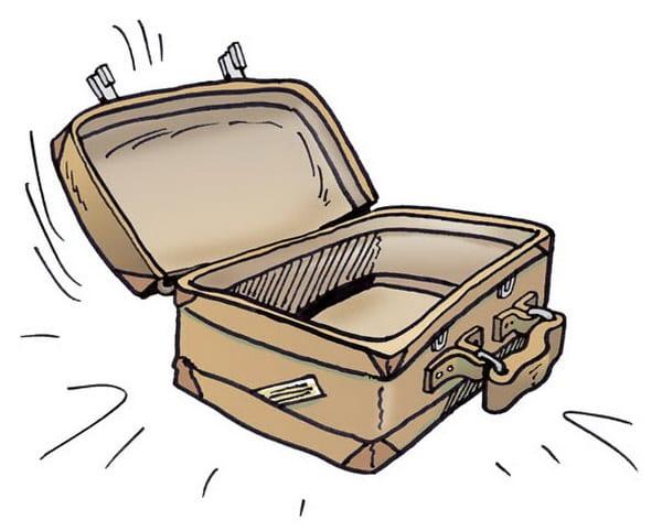 История одного чемодана