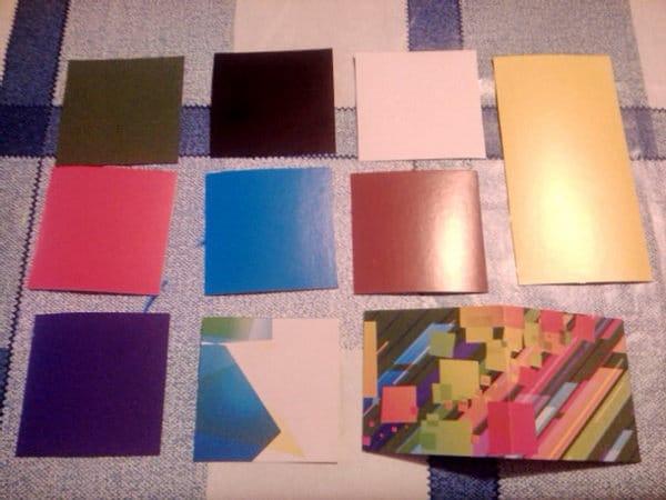 подготавливаем картинки для кубика пазла