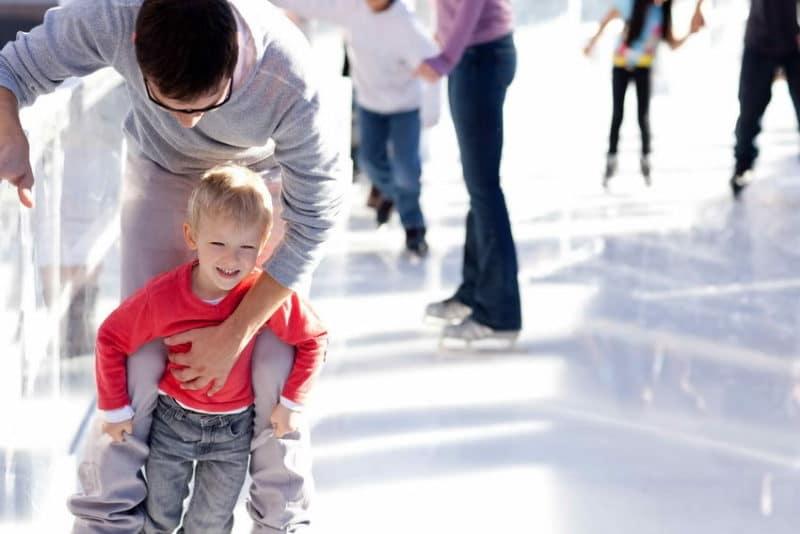 Где покататься на коньках в Воронеже