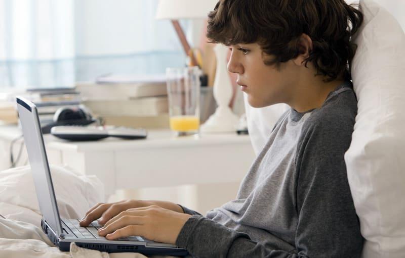 Зависимость от компьютера у детей