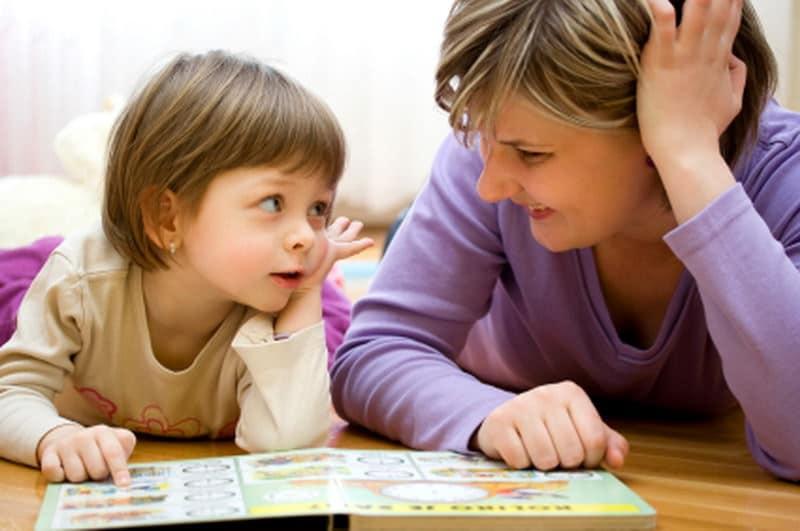 Речевое развитие у дошкольников