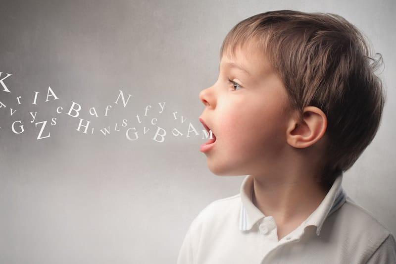 Причины нарушения речи у ребенка