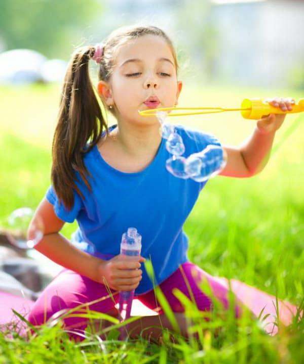 Дыхательные упражнения для развития речи детей