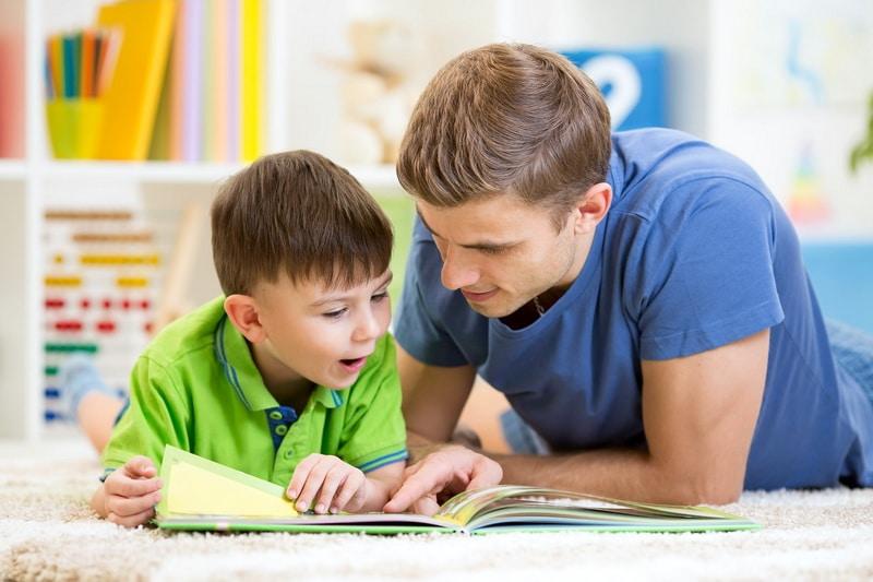 Формирование правильной речи у ребенка