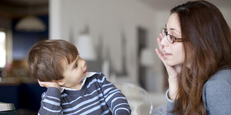 Формирование правильной речи у ребёнка советы родителям
