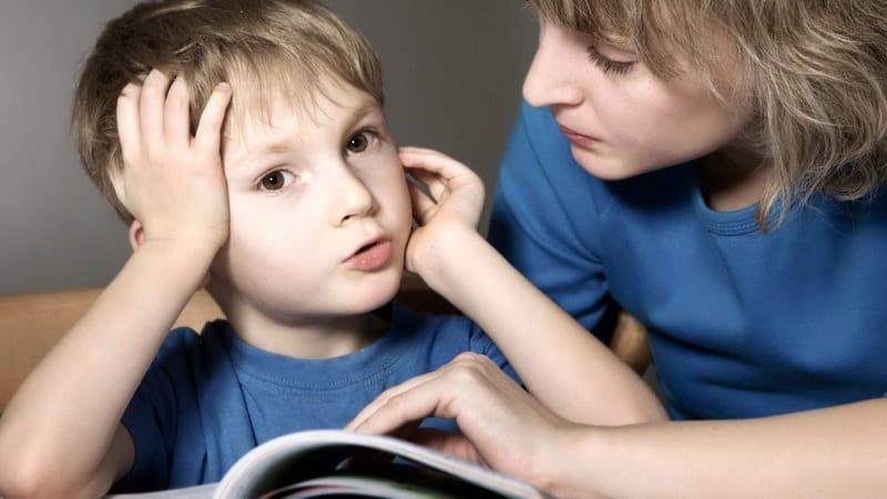 Нарушения письменной речи и чтения. Причины и признаки