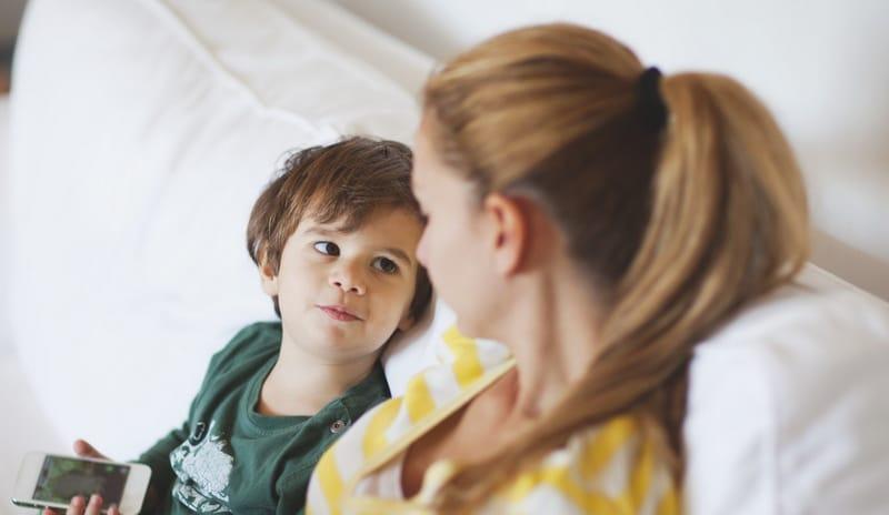 Ребенок не говорит в три года