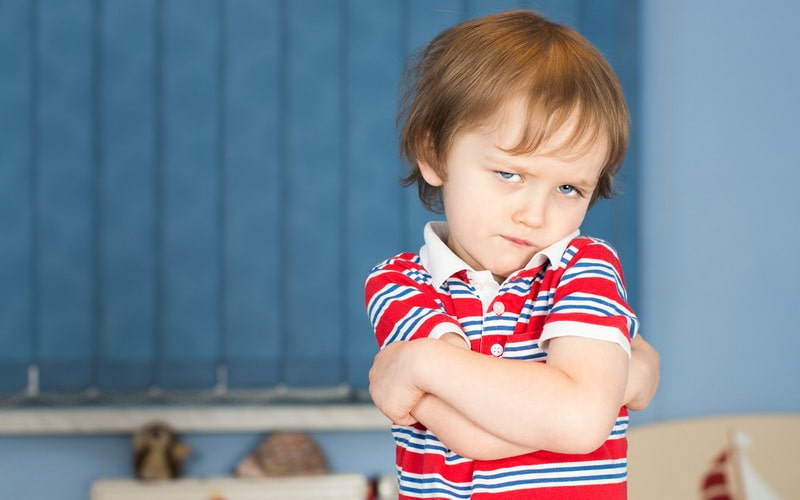 Ребёнок не говорит в 3 года