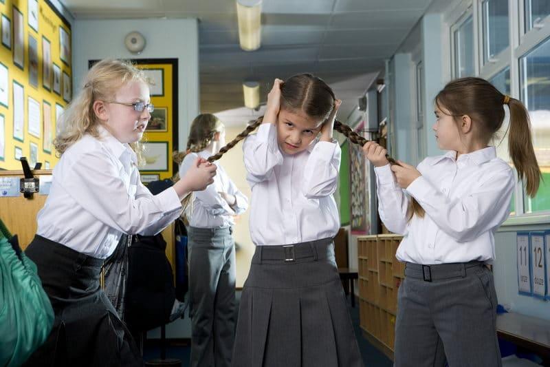 Конфликты и травля в классе