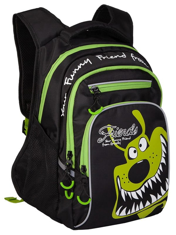 Рюкзак Grizzly для мальчика